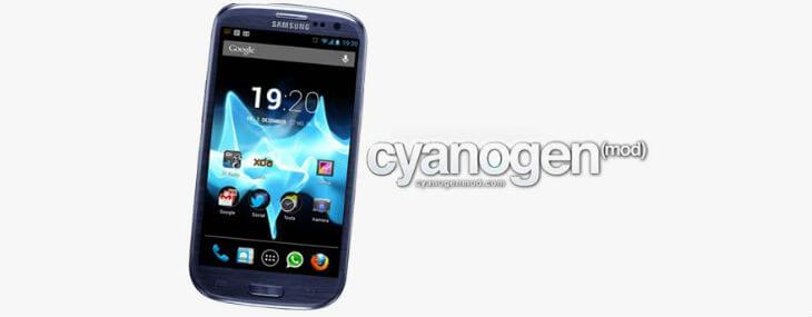 Install CyanogenMod On Samsung Galaxy S3