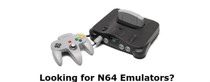 N64 emulators for Android