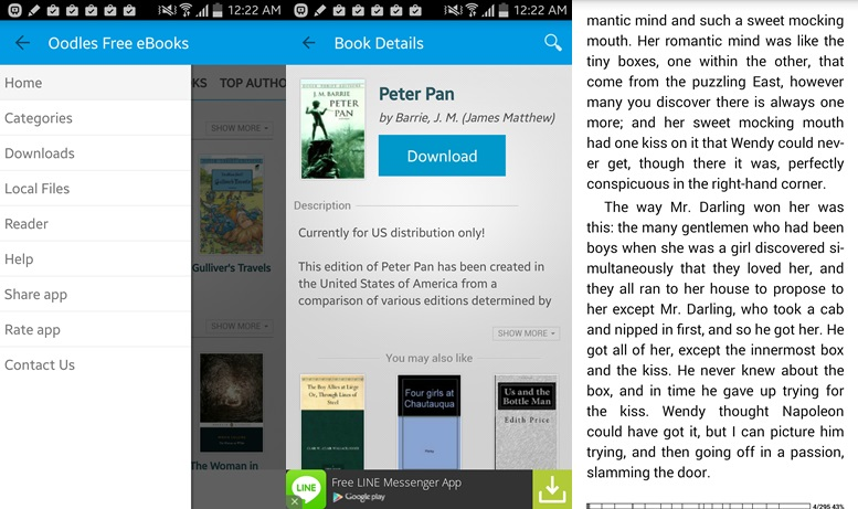 5 Best Android Book Reading Apps On Android