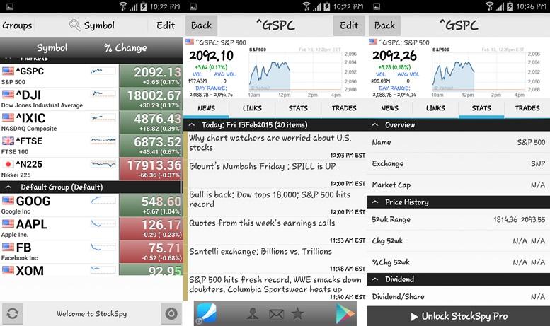 StockSpy