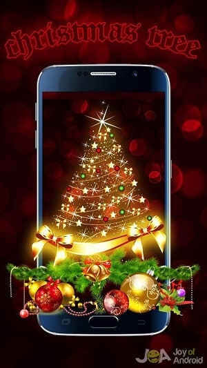 20 Free Christmas Live Wallpapers with HD, 3D or Music