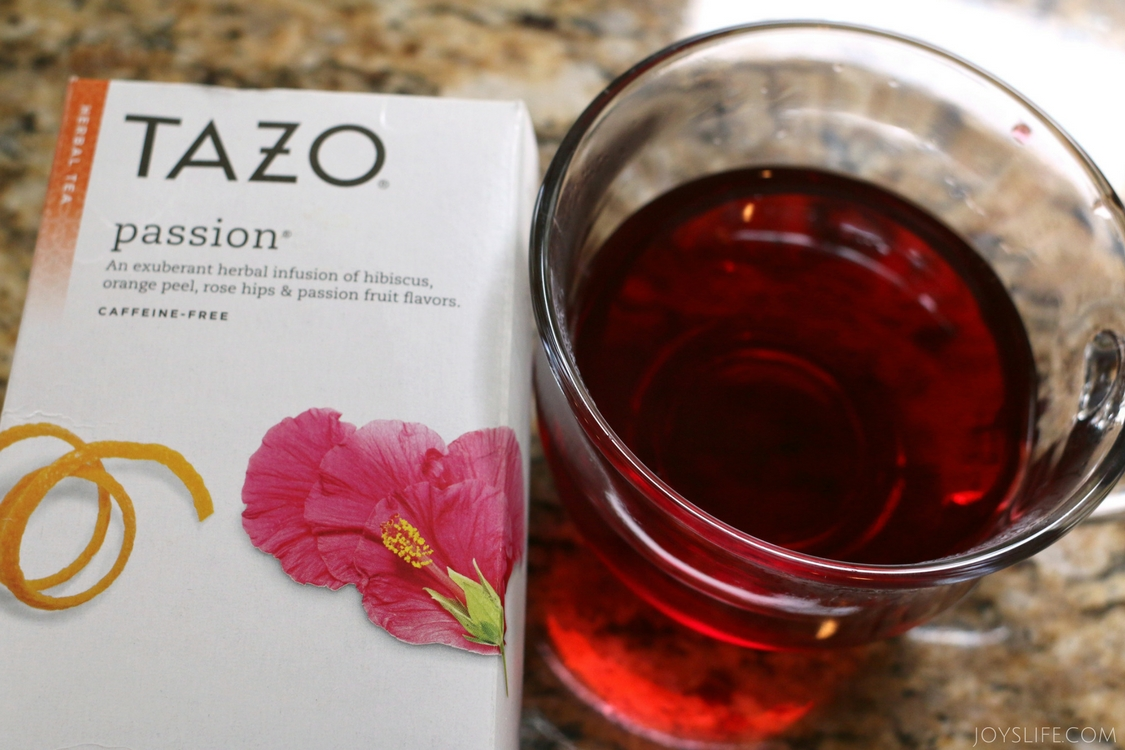 Tazo Passion Tea Box