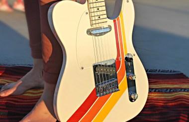 Ocean Pacific Guitar