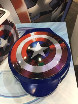 Small Of Captain America Waffle Maker