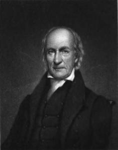 John Leland, engraving by T. Doney, 1845.