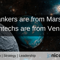 Bankers Are From Mars...