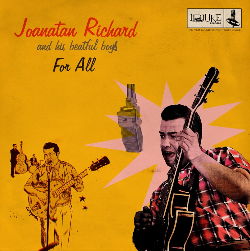 Joanatan Richard - For All - LP - 2018