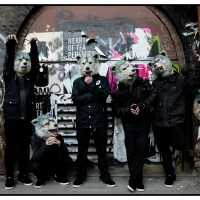 MAN WITH A MISSION song used in BMW TV commercial before USA Tour