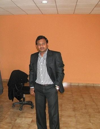 Prashanath V P