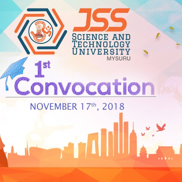1st Convocation of JSS Science and Technology University
