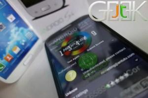 Clone Galaxy S4 Antutu