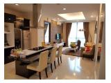 Dijual Apartemen Residence 8 – 1 BR Fully Furnished and Good Unit High Celling floor Good Price