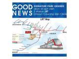 Jual Apartemen Signature Park Grande Residence - 1 BR / 2 BR Fully Furnished