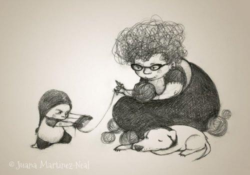 Wool by Juana Martinez-Neal