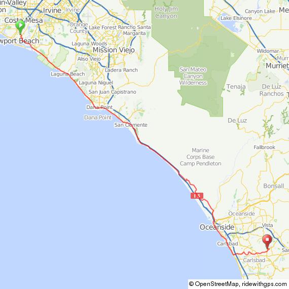 Trip 3623640 map full