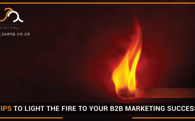 Light the Fire to Your B2B Social Media Persona