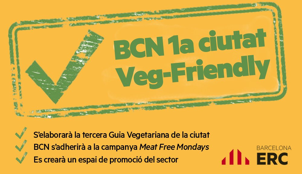 ?Veg-friendly?, ?meat-free-monday? y otras cosas? en catal�n
