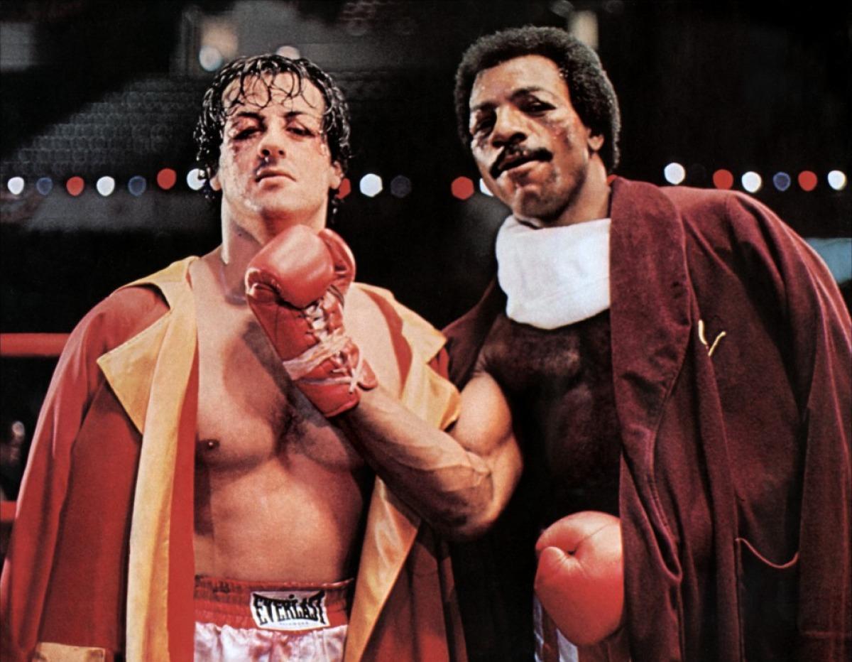 Rocky e Creed