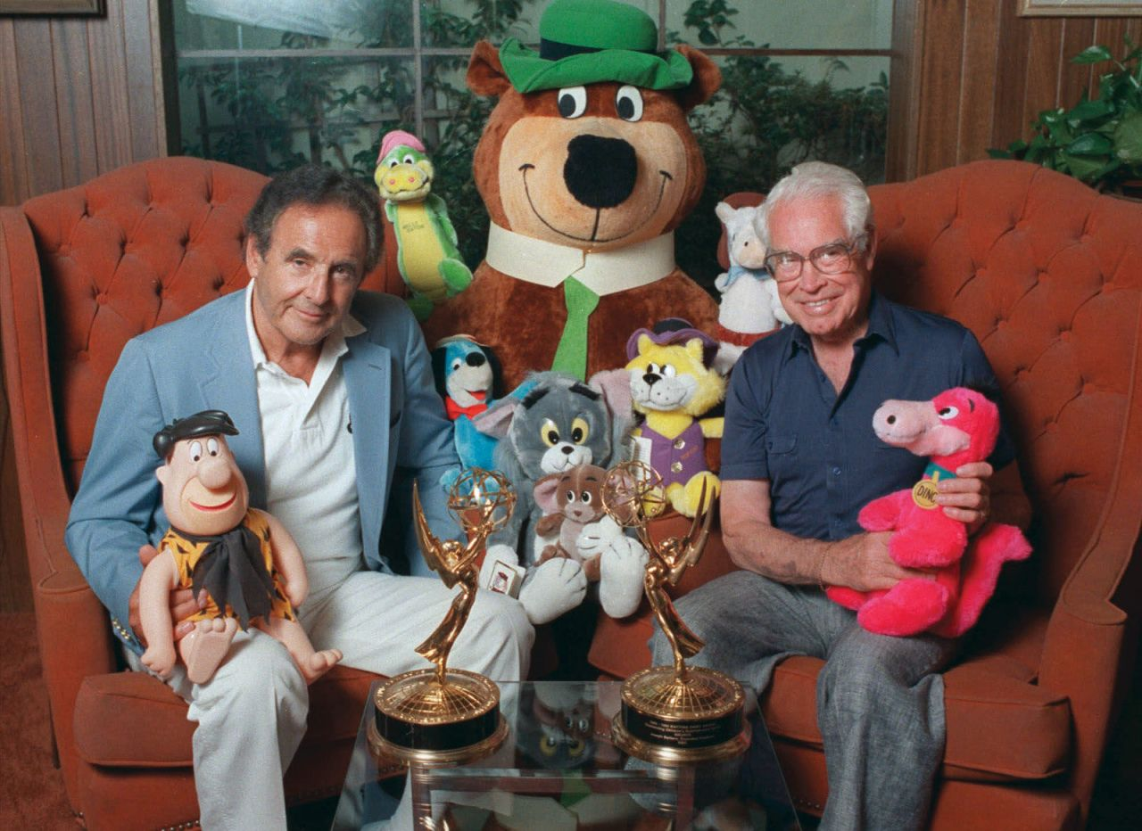 Bill Hanna e Joe Barbera