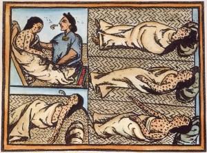 Death among the Mezo-Americans