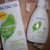 Review Lactacyd Verfrissende Wasgel en Intieme Doekjes