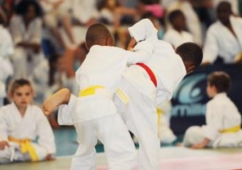 Baby judo