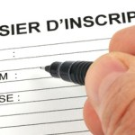 Le dossier d'inscription