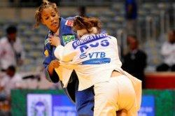 Taciana Lima ficou em quinto no -48 kg