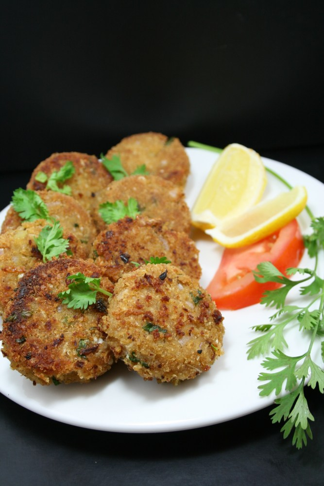 Cabbage Cutlets  (4/4)