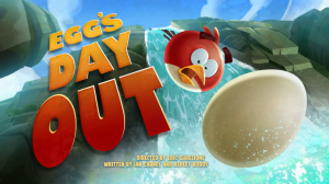Angry Birds Toons Episodio 22 Completo - Egg's Day Out - Hypno Pigs - S01E22 Full- Episode 22