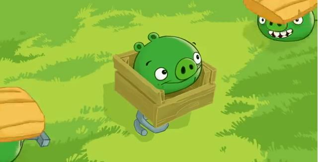 video de los bad piggies