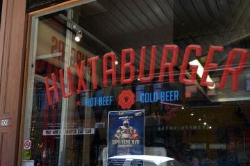Huxtaburger Melbourne