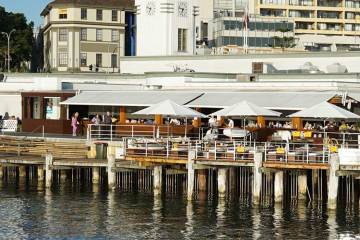 Hugos Manly - The Deck