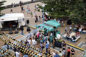 Coogee-Foreshore-Festival-March-into-Merivale