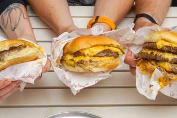 Cheeky Burger Bar Chippendale Hotel Jugernauts (8)