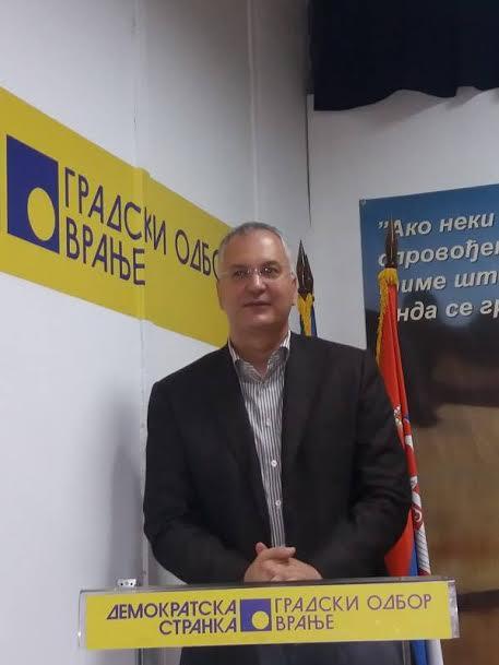 Leskovačke  demokrate glasale za Lutovca