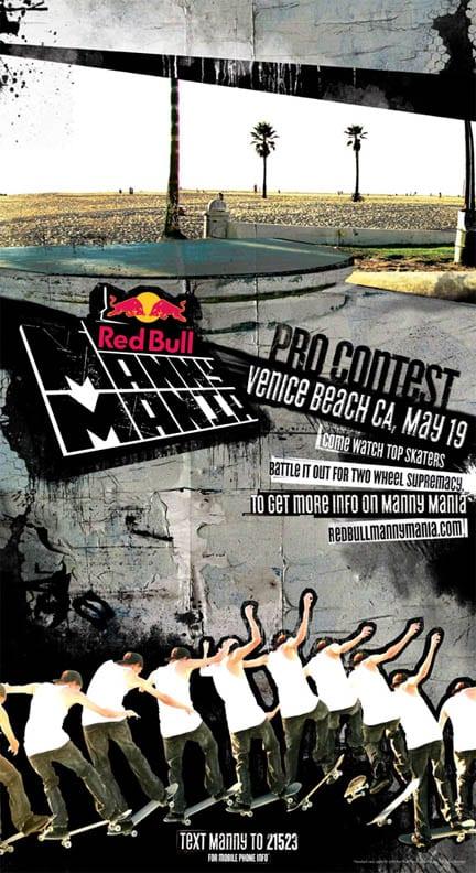 Red Bull Manny Mania Venice