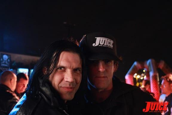 Sam and Scott. Photo: Dan Levy