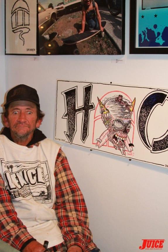 Doug Smith and his Jeff Ho tribute