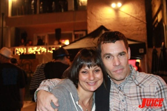 Daniel Creadon and girlfriend