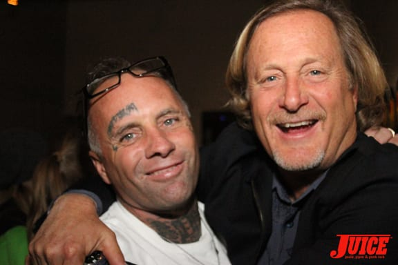 Jay Adams and Stacy Peralta. Photo: Dan Levy