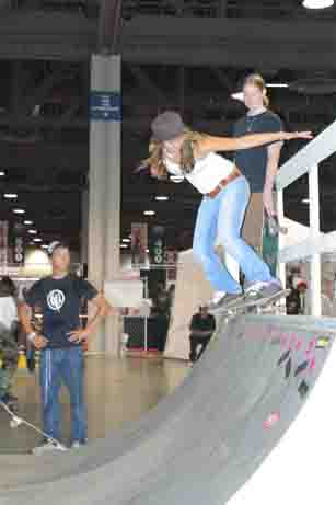 GIRLS ACTION SPORTS SHOW