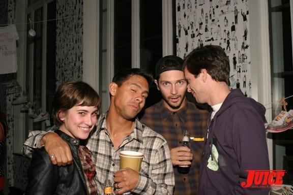 Dan Rogers, Heath Kirchart and crew.