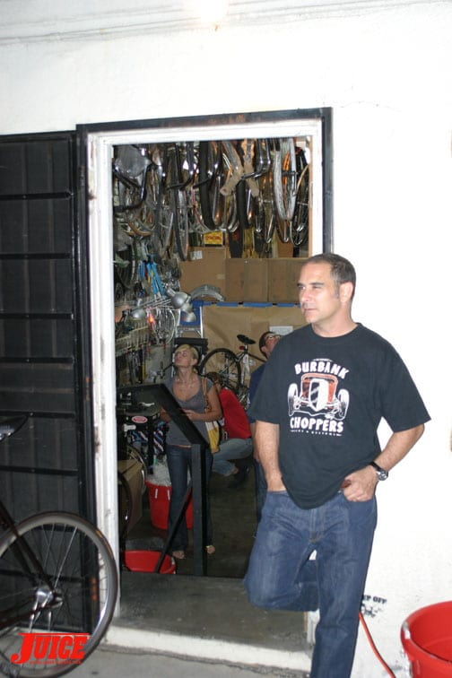 Mike Of Mike's Bike Shop