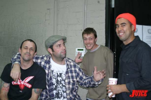 Jim Thiebaud, Giovanni Reda, Eric Koston