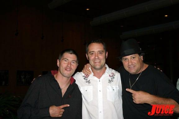 Rune Glifberg, Buddy Nichols, Dave Duncan