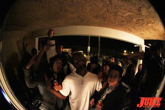Porch crew