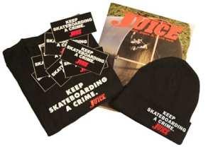 Juice Magazine Fifty Dollar Gift Pack