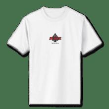 Juice Ace of Spades Mini Logo White Short Sleeve Tshirt