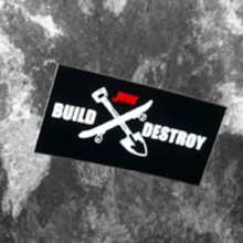 Juice Build and Destroy Sticker Pack